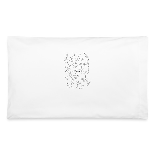 Organic chemistry design 5 - Pillowcase 32'' x 20''