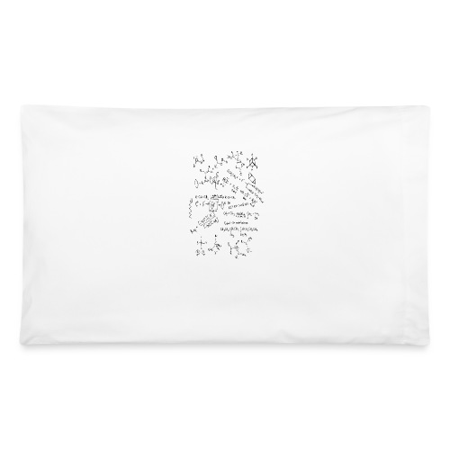 Organic chemistry first draft - Pillowcase 32'' x 20''