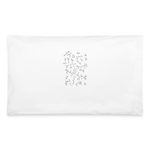 Organic Chemistry Design 4 - Pillowcase 32'' x 20''