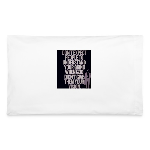 HUSTLE 10 - Pillowcase 32'' x 20''