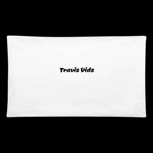 White shirt - Pillowcase 32'' x 20''