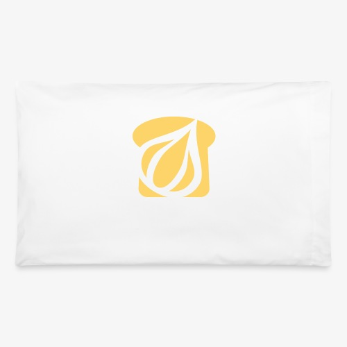 Garlic Toast - Pillowcase 32'' x 20''