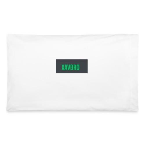 xavbro green logo - Pillowcase 32'' x 20''