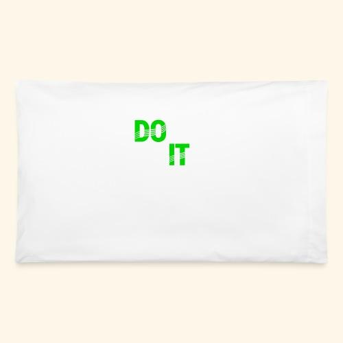 DON'T QUIT #4 - Pillowcase 32'' x 20''