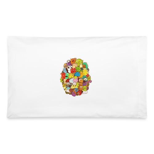 Doodle for a poodle - Pillowcase 32'' x 20''
