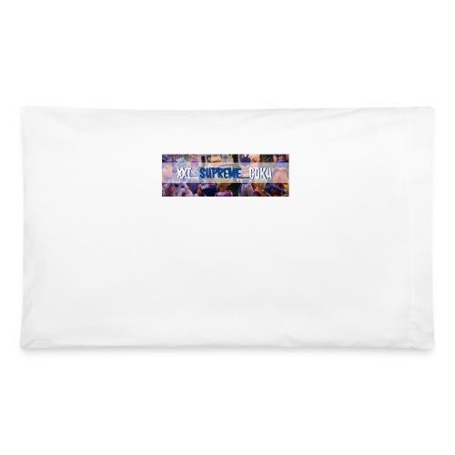 XXI SUPREME GOKU LOGO 2 - Pillowcase 32'' x 20''