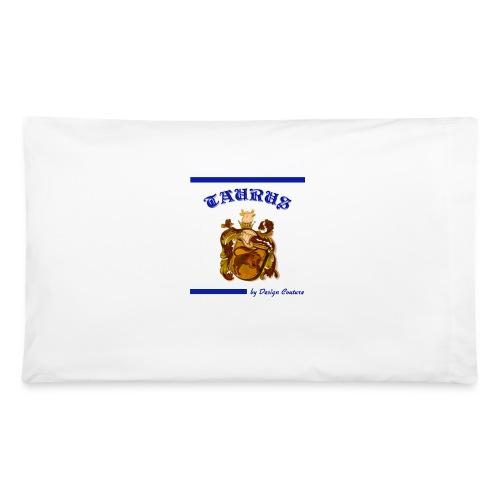 TAURUS BLUE - Pillowcase 32'' x 20''