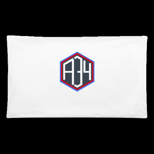 Adrian 34 LOGO - Pillowcase 32'' x 20''