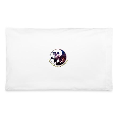 Muhammad ali, Bruce lee,In a galaxy far, far Away - Pillowcase 32'' x 20''