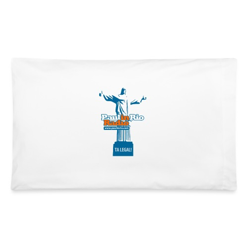 Paul in Rio Radio - The Thumbs up Corcovado #2 - Pillowcase 32'' x 20''