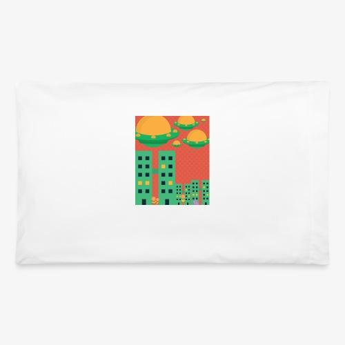wierd stuff - Pillowcase 32'' x 20''