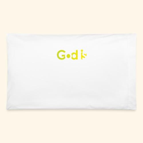 GOD IS #7 - Pillowcase 32'' x 20''