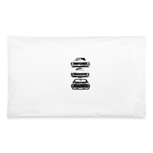 monaro over - Pillowcase 32'' x 20''