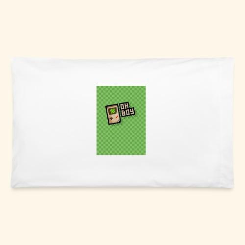 oh boy handy - Pillowcase 32'' x 20''