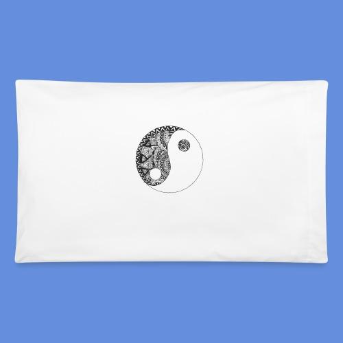 Yin Yang by Gen Raymond - Pillowcase 32'' x 20''