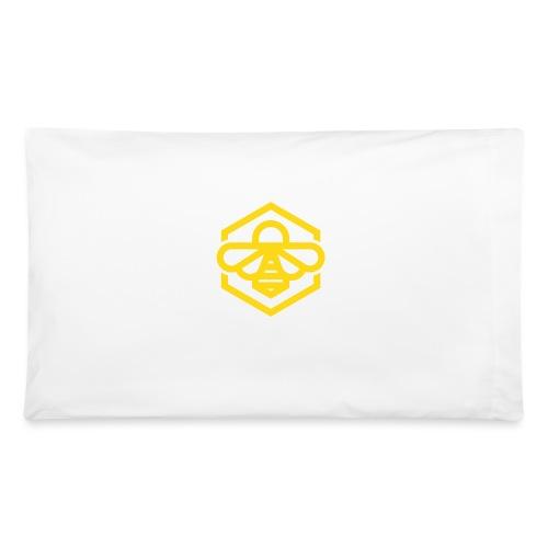 bee symbol orange - Pillowcase 32'' x 20''