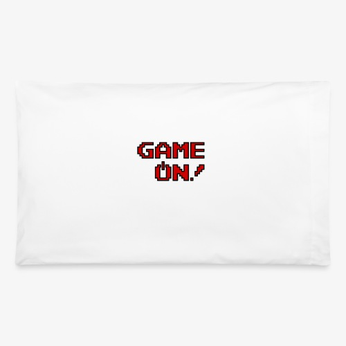 Game On.png - Pillowcase 32'' x 20''