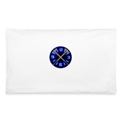 Hammer Time T-Shirt- Steel Blue - Pillowcase 32'' x 20''