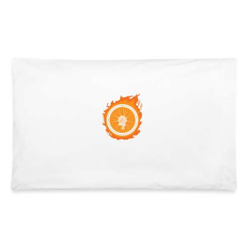 Bike Fire - Pillowcase 32'' x 20''