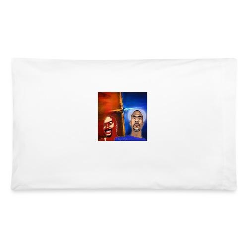 pretty tony galaxy 7 edge case - Pillowcase 32'' x 20''