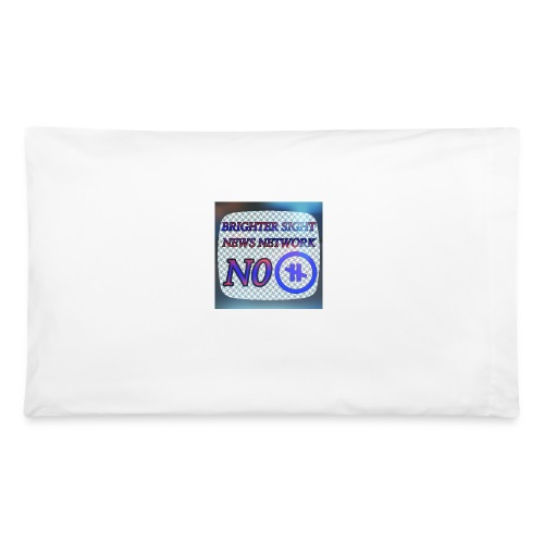 NO PAUSE - Pillowcase 32'' x 20''