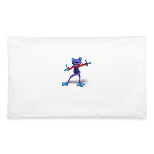 Logo - Nem Sei o Que Dizem - Podcast - Pillowcase 32'' x 20''
