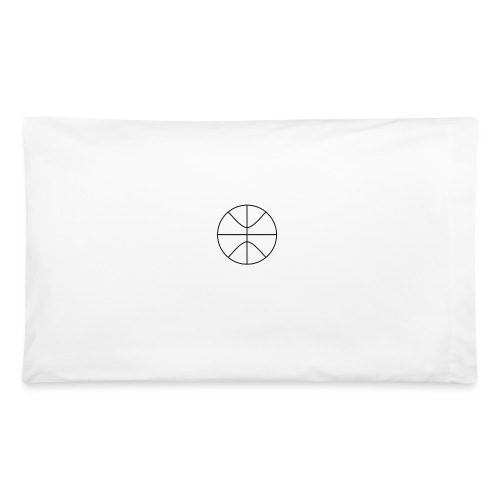 Basketball black and white - Pillowcase 32'' x 20''