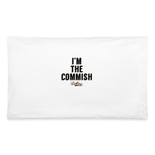 I'm the Commish: Coffee Mug - Pillowcase 32'' x 20''