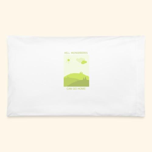 Hill mongereres - Pillowcase 32'' x 20''