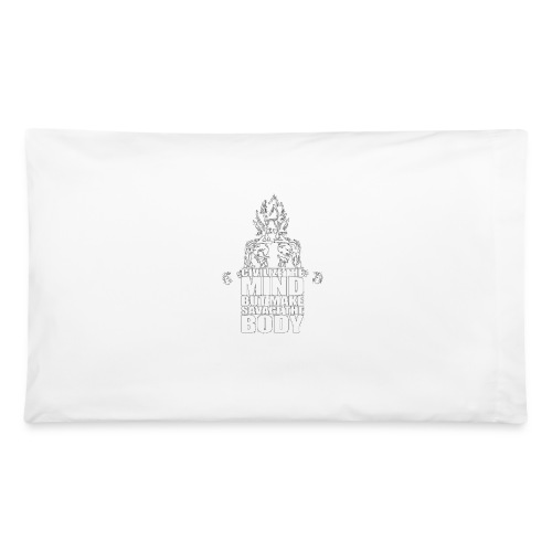 Dbz C Shirt - Pillowcase 32'' x 20''