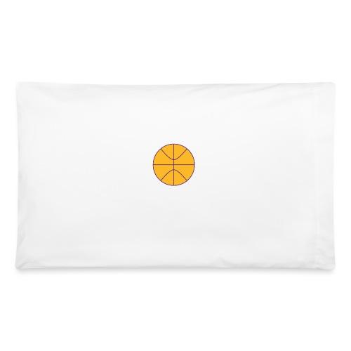 Basketball purple and gold - Pillowcase 32'' x 20''