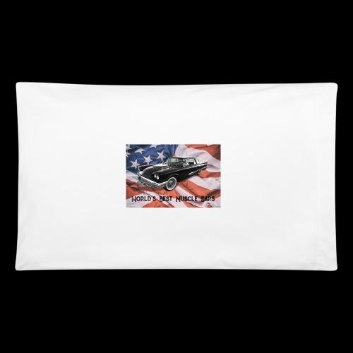 World's Best Muscle Cars - Pillowcase 32'' x 20''