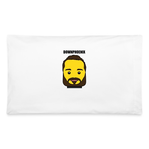 Downphoenix Face Mode - Pillowcase 32'' x 20''