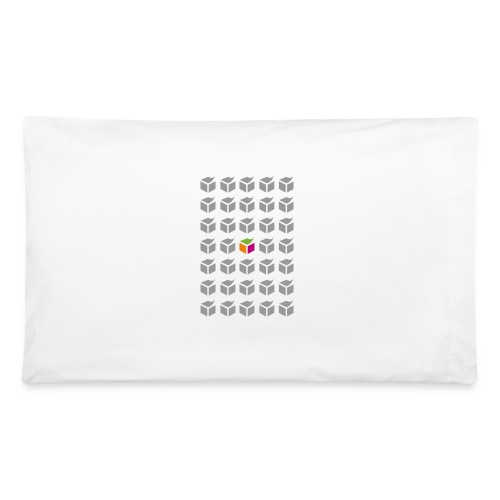 grid semantic web - Pillowcase 32'' x 20''