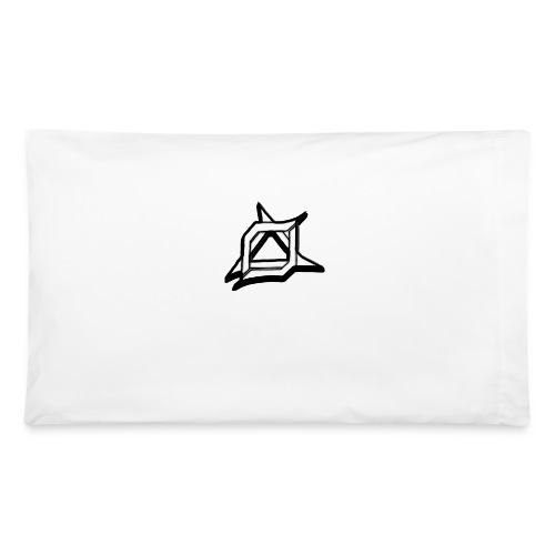 Oma Alliance Black - Pillowcase 32'' x 20''