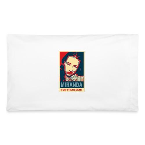 Miranda Sings Miranda For Precedent - Pillowcase 32'' x 20''