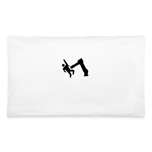 Robot Wins! - Pillowcase 32'' x 20''