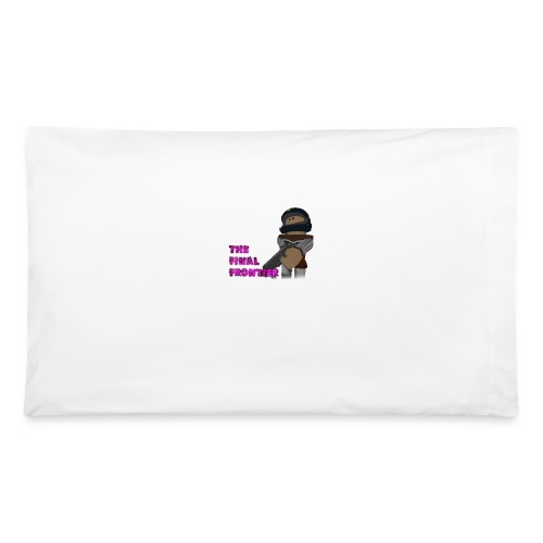 The Final Frontier Sports Items - Pillowcase 32'' x 20''