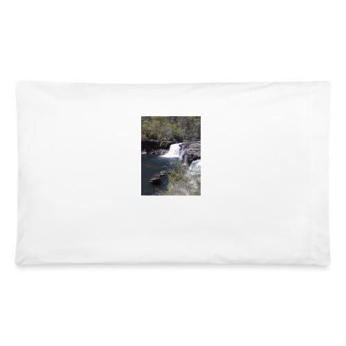 LRC waterfall - Pillowcase 32'' x 20''