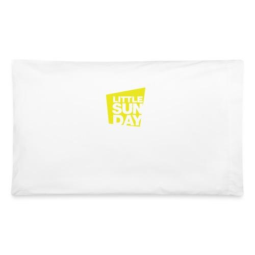 littleSUNDAY Official Logo - Pillowcase 32'' x 20''