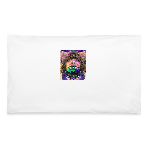 ruth bear - Pillowcase 32'' x 20''