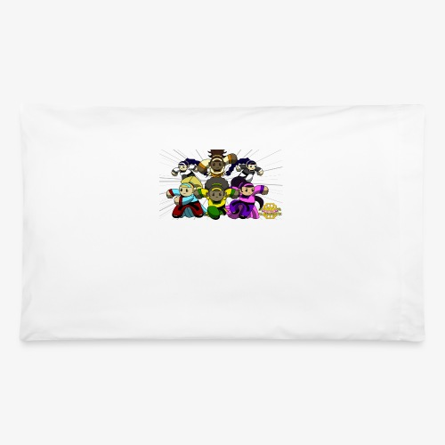 The Guardians of the Cloudgate w/ Logo - Pillowcase 32'' x 20''