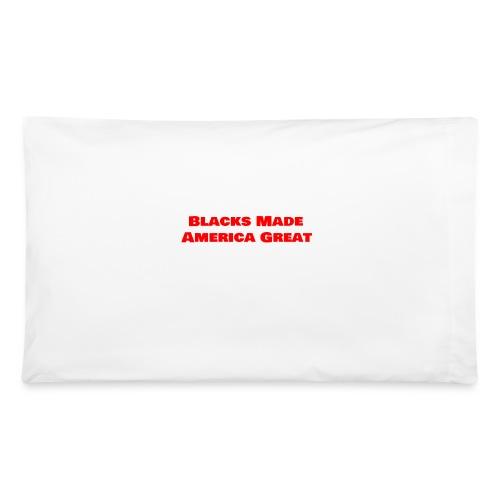 (blacks_made_america1) - Pillowcase 32'' x 20''