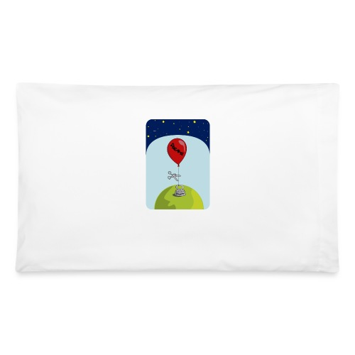 dreams balloon and society 2018 - Pillowcase 32'' x 20''