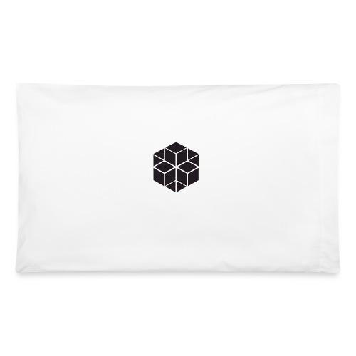 AGNO3 BLACK TRANSPARENT - Pillowcase 32'' x 20''