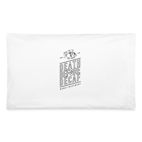 coffee cup - Pillowcase 32'' x 20''
