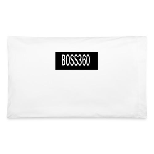 boss titre - Pillowcase 32'' x 20''