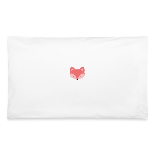 Fox Gift Logo - Pillowcase 32'' x 20''