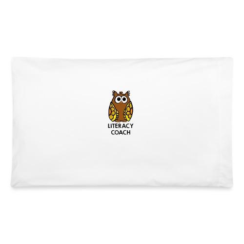 literacy coach png - Pillowcase 32'' x 20''