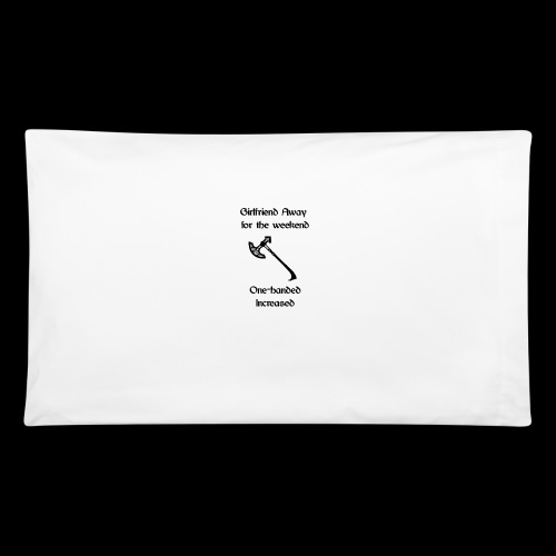 One Handed Skills - Pillowcase 32'' x 20''